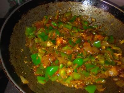 capsdicum curry