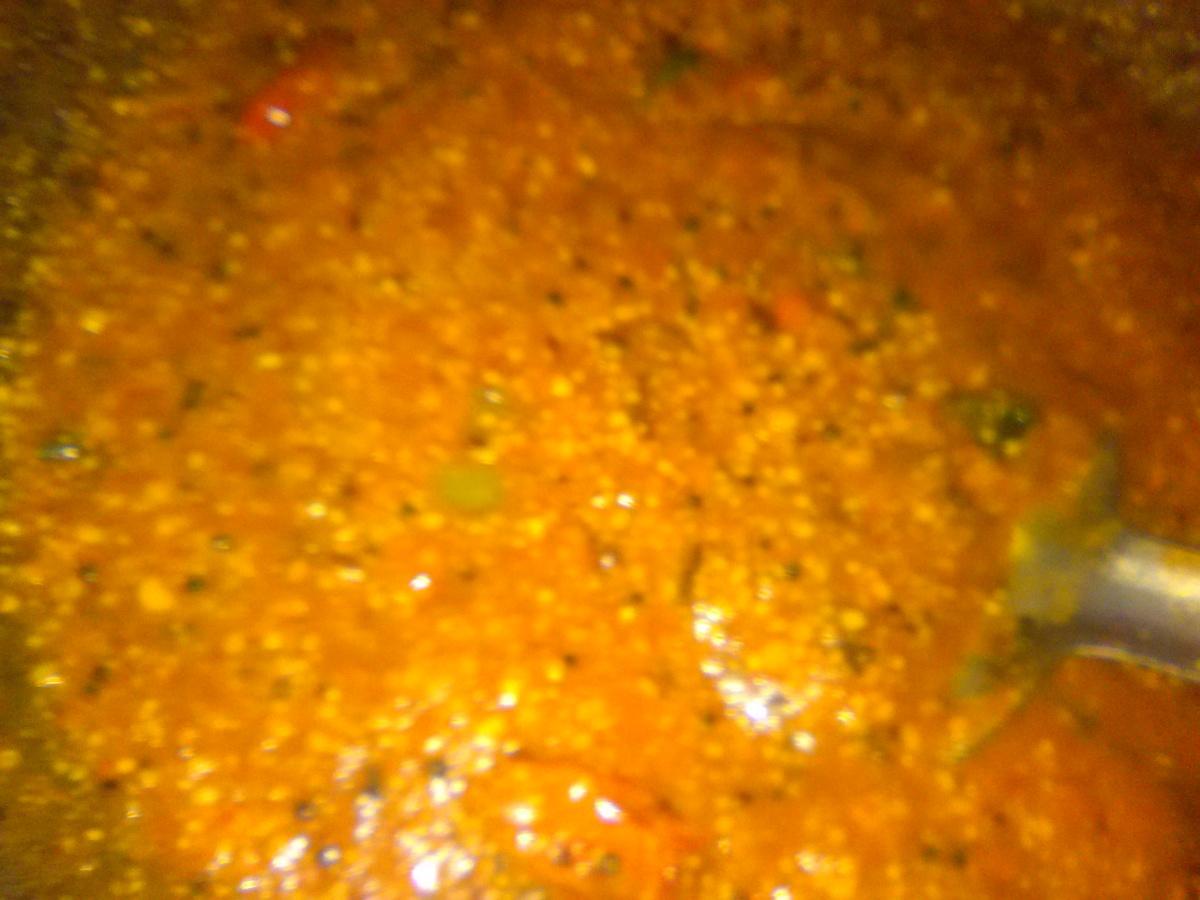 upma recipes- sweet corn upma
