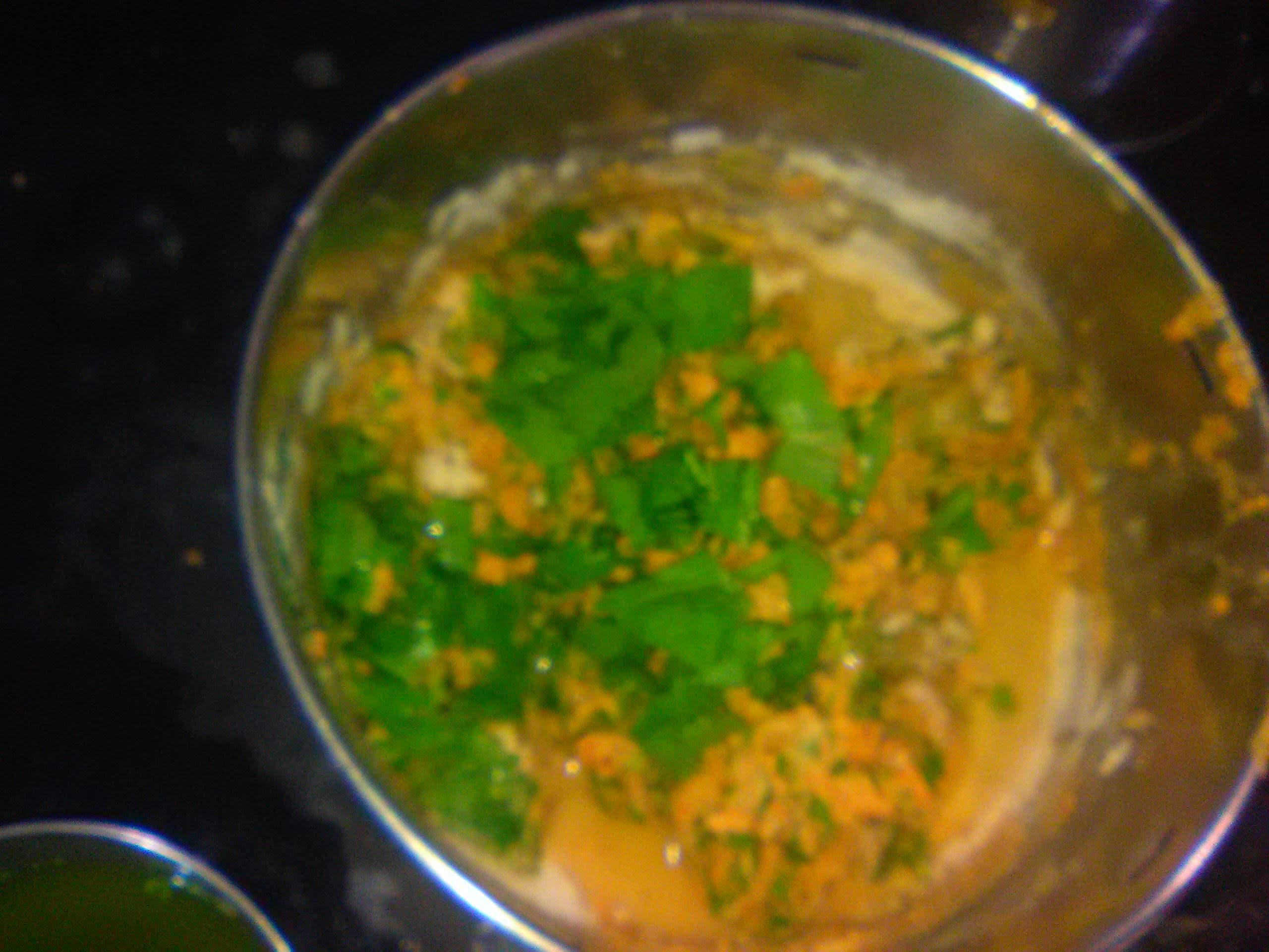 flour for palak pakora/chhayaonline.com