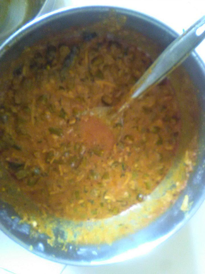 Mirachaamrut -festival /celebration recipe.