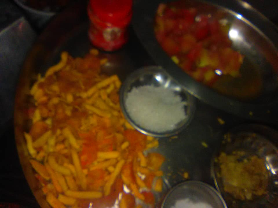 save bhaji