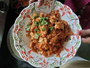 Noodles from chapati /chhayaonline.com