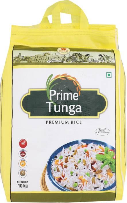 Prime Tunga Premium Sona Masoori Rice (Raw)  (10 kg)/chhayaonline.com