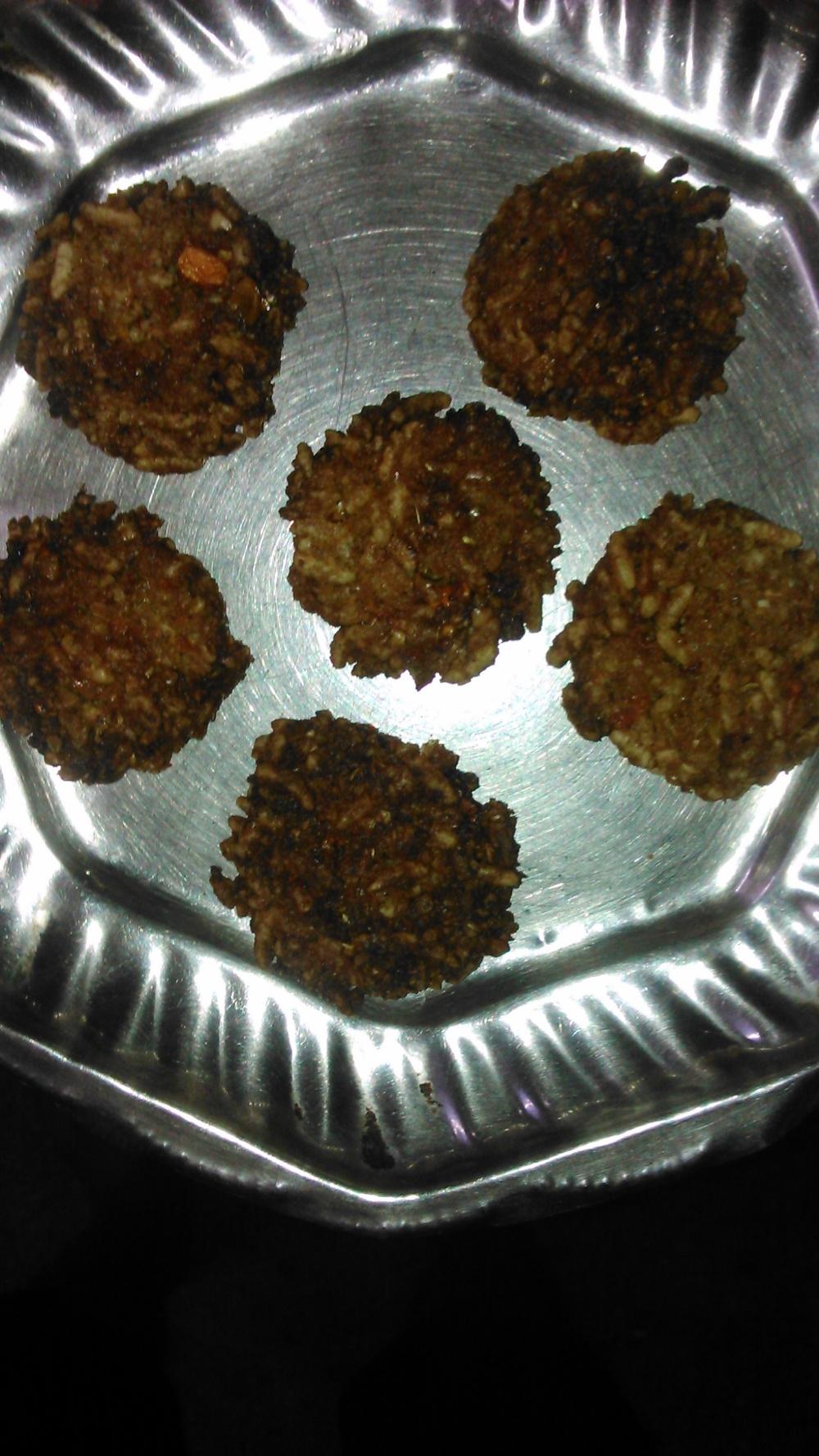 murmura rice cutlet/chhayaonline.com