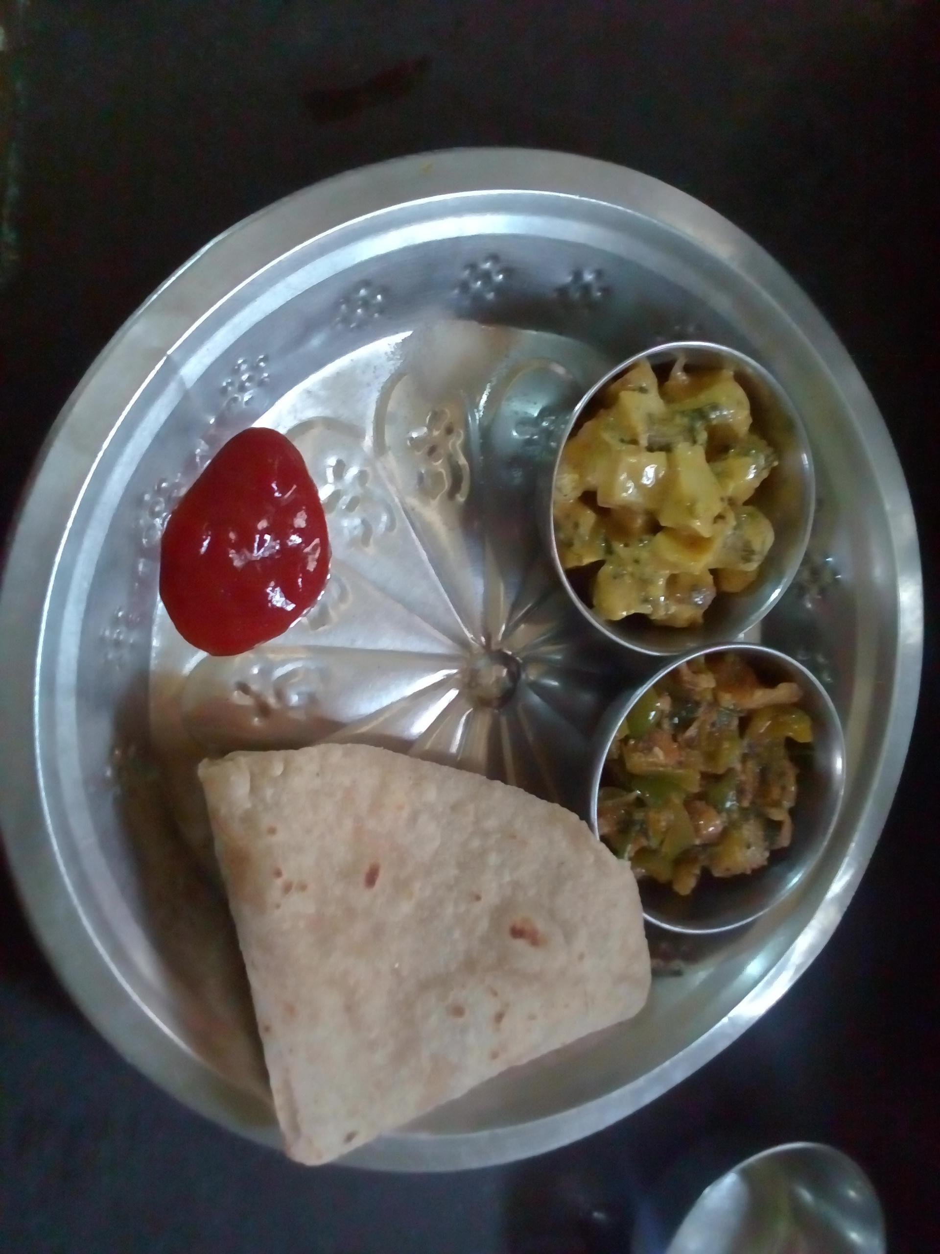 Suran masala  subji- Diwali bhojan recipe