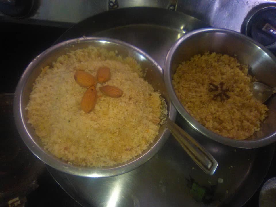 Panjiri recipe /chhayaonline.com