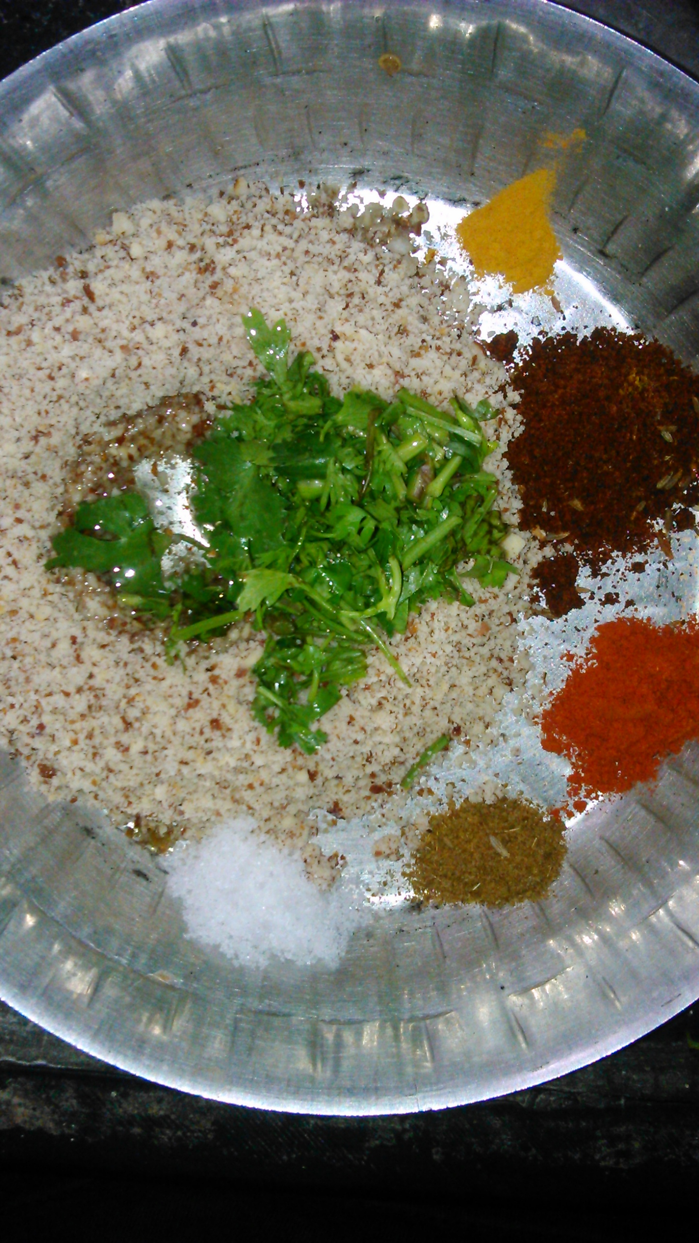ingredients for capsicum subji/chhayaonline.com