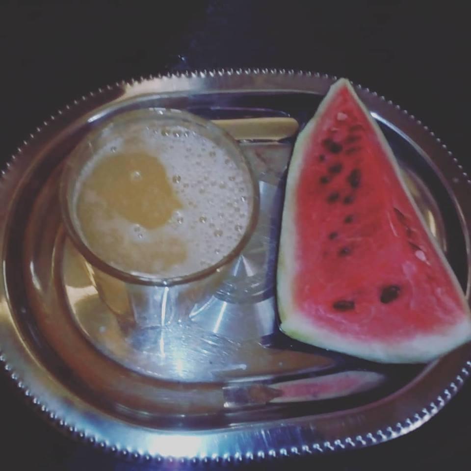 Mango Panna recipe/chhayaonline.com