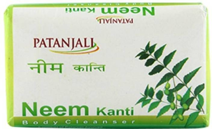 Patanjali Neem Kanti Body Cleanser  (75 g)/chhayaonline.com