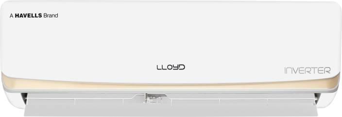 Lloyd 1.5 Ton 3 Star Split Inverter AC - White  (LS18I36FI, Copper Condenser)/chhayaonline.com