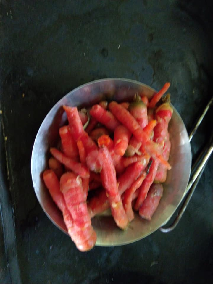 cooked carrots/chhayaonline.com