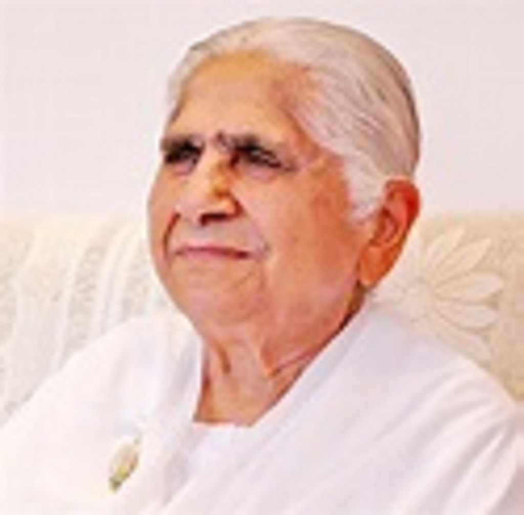 Janki Didi at brahmakumari's  world/chhayaonline.com