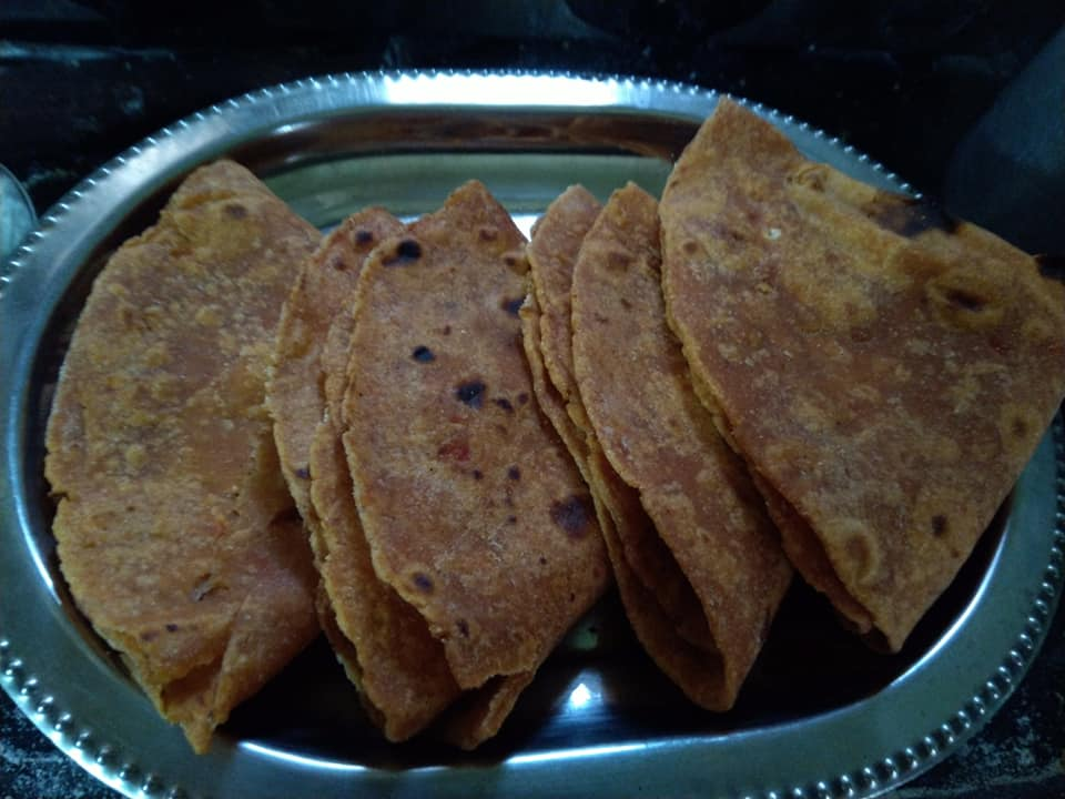well prepared paratha/chhayaonline.com