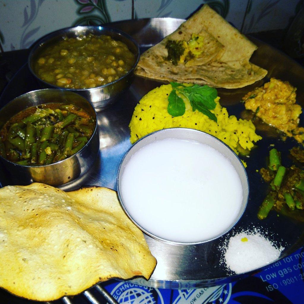Bhojan recipe for Ramnavami /chhayaoline.com