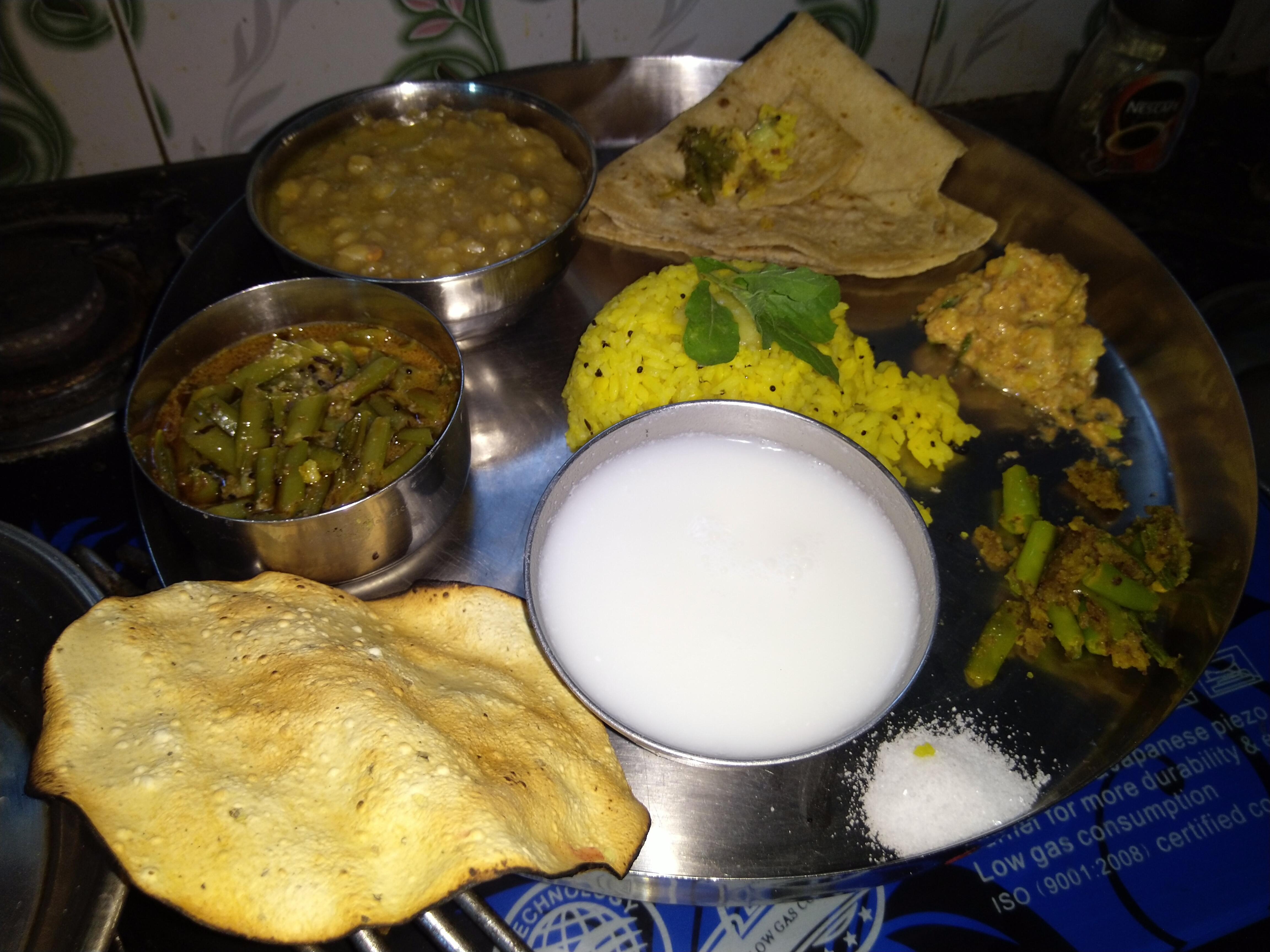 Bhojan recipe on Ramnavami /chhayaonline.com/stayathome