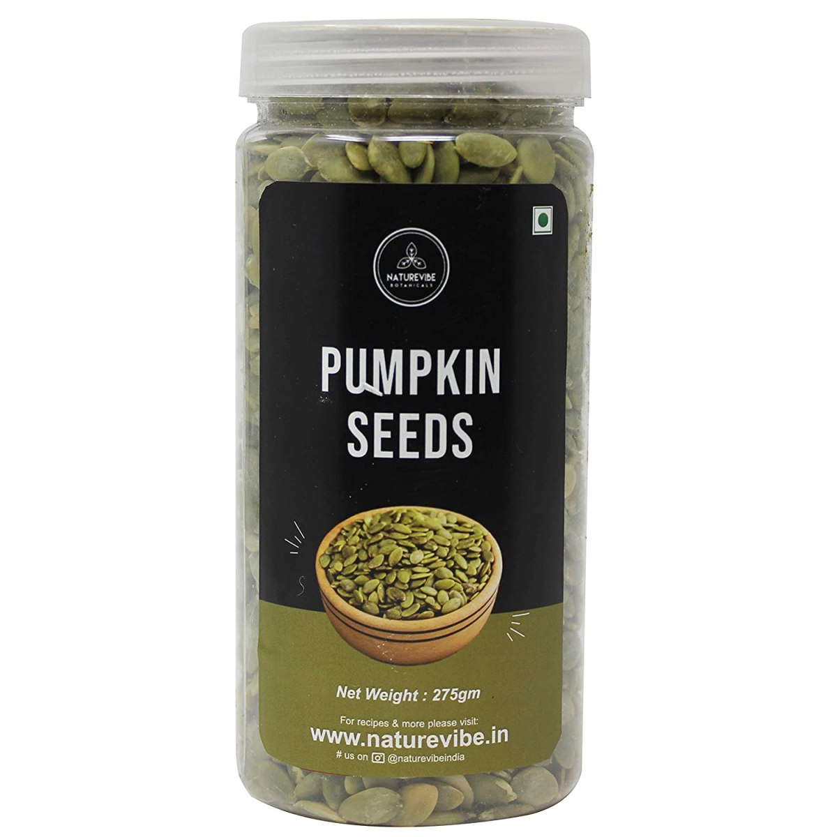 Naturevibepumpkin seeds review/chhayaonline.com