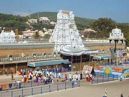 Destinations of tirupati/holidify.com/chhayaonline.com